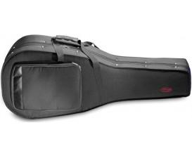 STAGG HGB-C - Etui semi-rigide Softcase pour guitare classique 4/4,