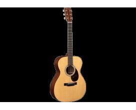 MARTIN OM-21 - Guitare acoustique standard série OM - Epicéa, sitka, palissandre