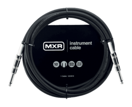 MXR - DCIS10 - Standart Séries - Câble Jack Droit/Jack Droit 3 m