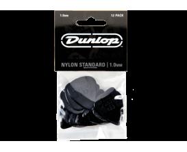 DUNLOP 44P100 - Sachet de 12 médiators Standart 1.00mm