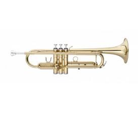 STAGG TROMPETTE WS-TR115 - Trompette basique en SIb - Acier inoxydable et laiton