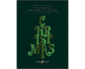 LIBRAIRIE - The essential christmas collectioni - Faber Music