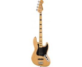 SQUIER - 0374540521 - Classic Vibe '70s Jazz Bass MN NAT ( no bag)