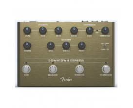 FENDER - 0234538000 - Downtown Express Bass Multi-Effect Pedal