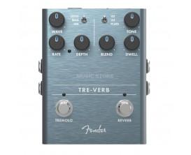 FENDER - 0234541000 -Tre-Verb Digital Reverb/Tremolo