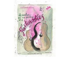LIBRAIRIE - Le cahier de ma guitare vol2 - Eleftheria Kotzia - Ed IMD