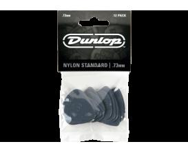 DUNLOP 44P73 - Sachet de 12 médiators Standart 0.73 mm