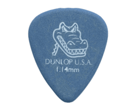 DUNLOP 417P114 - Sachet de 12 mediators standard 114 mm (copie)