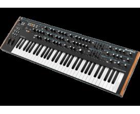 NOVATION SUMMIT - Synthétiseur hybride polyphonique 16 voix 61 touches