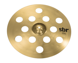 SABIAN PSBR1600 - Cymbale Crash O zone 16""