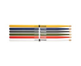 PROMARK RBH565AW / BLUE- Baguette Rebond 7A - Hickory - Bleue