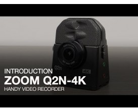 ZOOM Q24k - Enregistreur video portable