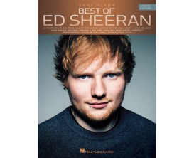 The Best of Ed Sheeran - 14 Hit Songs for Piano - Wise Publications