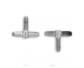 GIBRALTAR SC-0055 Hoop Clamping Tension screw, 2 Pack