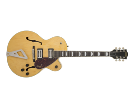 GRETSCH G2420 HLW SC VLAMB - Streamliner hollow body with chromatic II, simgle cutaway,Laurel fingerboard, Broad Tron pickup, Fi