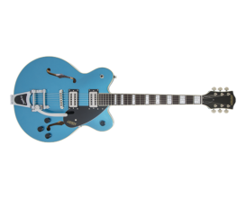 GRETSCH G2622T STRML CB DC RVBL - Streamliner Center Block with Bigsby, Laurel Fingerboard, Broad'Tron, BT-2S Pickups, Finish :