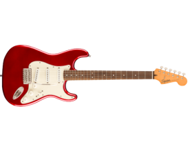 SQUIER - 0374010509 - Classic Vibe Stratocaster 60s, RN, Candy apple red