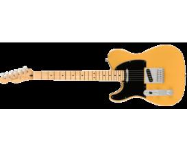 FENDER 0145222550 - Télécaster player lefty - MN - Finish : Butterscotch blonde