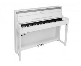 MEDELI DP650K/WH - Piano meuble numérique, Blanc
