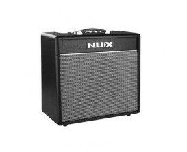 "NUX MIGHTY 40 BT - Ampli guitare 20 watts, HP 8"", DSP, Tuner, Drive models, 3 bandes EQ"