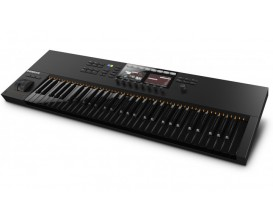 NATIVE INSTRUMENTS Kontrol S61 Black edition - Clavier maître 61 touches midi / USB professionnel