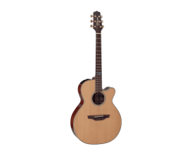 Takamine - TSF40C - Guitare TAKAMINE Santa Fe Auditorium Electro acoustique - Single cutaway - Table cèdre