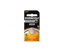 DURACELL CR2032 - Pile lithium 3V - A la pièce