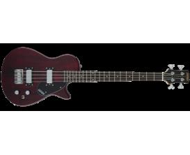 GRETSCH 2514730517 - G2220 - Junior Jet Bass II Tobacco - Série Electromatic - Walnut Stain