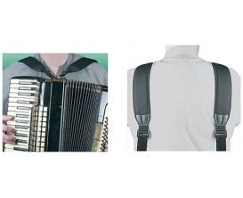 NEOTECH 766.034 - Harnais ajustable pour accordéon lourd - Longueur 91,4 - 157,4cm