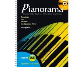 LIBRAIRIE PIANORAMA 2A - D. Bourdier, A. Sans - Hit Diffusion