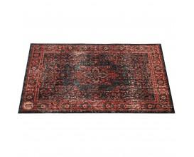 DRUMnBASE Vintage Persian Stage mats - Tapis de scène style persan - Petite surface -130x90cm - VP 130 Red Black