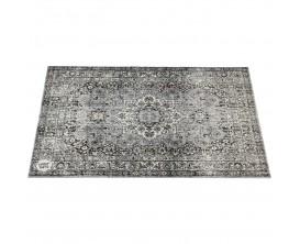 DRUMnBASE Vintage Persian Stage mats - Tapis de scène style persan - Petite surface -130x90cm - VP 130 Grey