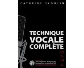 LIBRAIRIE - Technique Vocale Complète