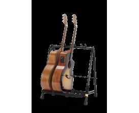 HERCULES GS523B - Rack repliable pour 3 guitares