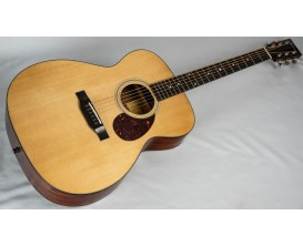 EASTMAN E1 OM - Model OM, Spruce, sapele, all solid ( Bag included )