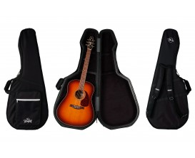 SEAGULL TRIC MULTIFIT CASE - Etui deluxe, ultra-léger, multi modèle pour guitare