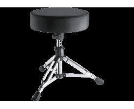 "KM 14010 - Modèle ""Piccolino"" , assise ronde imitation cuir"