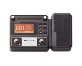 MOOER - GE 100 -Pédalier Multi-effets guitare