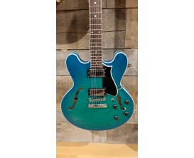 "THE HERITAGE H-535 ANATAGED (Serial AK/8203) - Guitare demi-caisse, Micros Seymour Duncan ""Seth Lover"", Touche bois de rose, Fa"