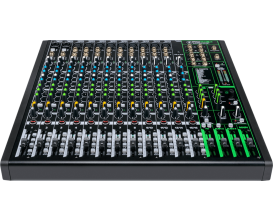 MACKIE ProFX16V3 - USB 16 canaux + effets