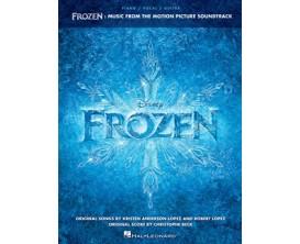 Disney Frozen - La Reine des Neiges (Organs, Piano & El. Keyboards) - K. Anderson Lopez & R. Lopez - Hal Leonard