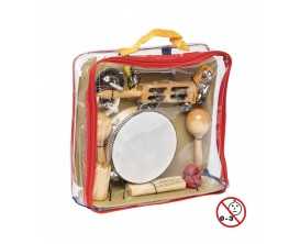 STAGG CPK-01 - KIT PERCUSSION ENFANTS