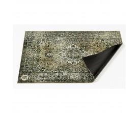 DRUMnBASE VP130 GRE Vintage Persian Stage mats - Tapis de scène style persan - Petite surface - 130x90cm - Green