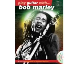 Play Guitar with Bob Marley (Guitar tab edition) - Wise Publications