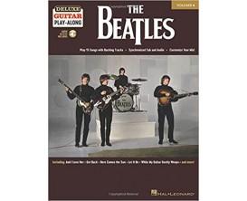 Guitar Play Along The beatles vol 4. (avec CD) - Hal Leonard