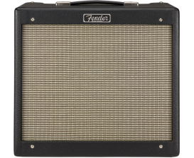 """FENDER 2231506000 - Blues Junior IV - Combo tout lampes 15 Watts HP 12"""", finition tolex noir"""