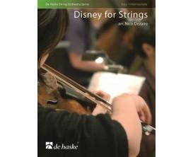 Disney for Strings - Nico Dezaire - Ed : Hal léonard