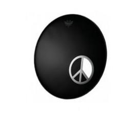 REMO DM-PC06-10 Peace Bass Drum Hole