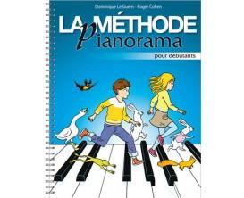 LIBRAIRIE - La Méthode Pianorama
