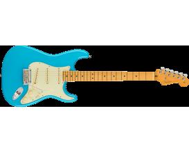 FENDER 0113902719 - American Professional II Stratocaster Miami Blue (Case Inclu)